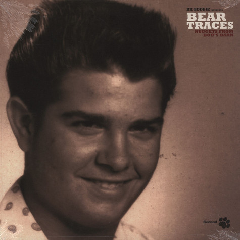 Dr. Boogie presents - Bear Traces Volume 2 LP 2