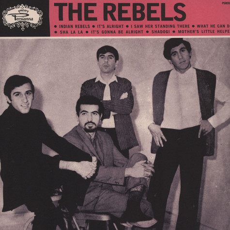 Rebels, The - The Rebels