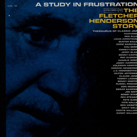 Fletcher Henderson - A Study In Frustration - The Fletcher Henderson Strory