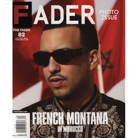 Fader Mag - 2012 - October / November - Issue 82