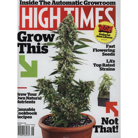 High Times Magazine - 2012 - 06 - June