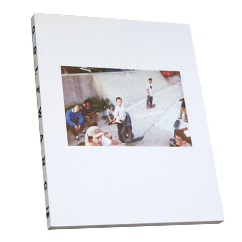 Odd Future (OFWGKTA) - Golf Wang Book