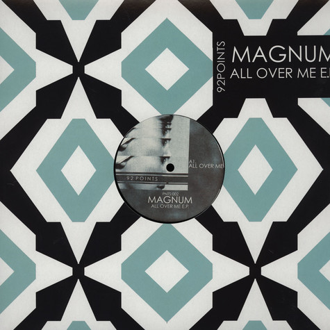 Magnum - All Over Me EP
