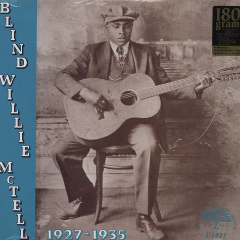 Blind Willie McTell - Blind Willie McTell 1927 - 1935