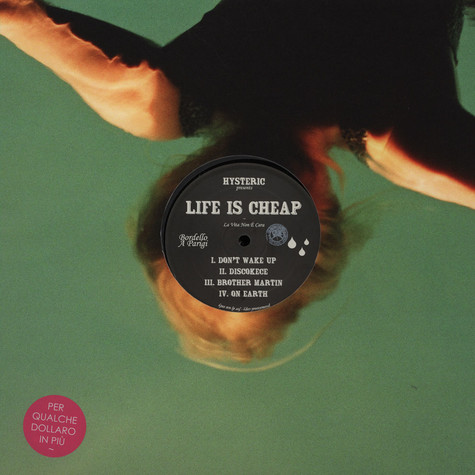 Hysteric - Life Is Cheap