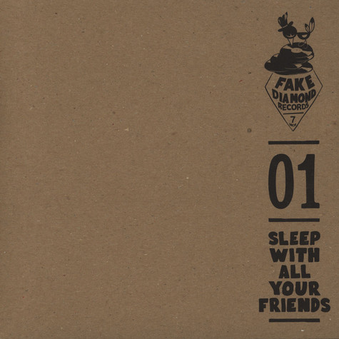 Sleep With All Your Friends - I Drink I Fight