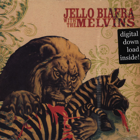 Jello Biafra & The Melvins - Never Breathe What You Can't See