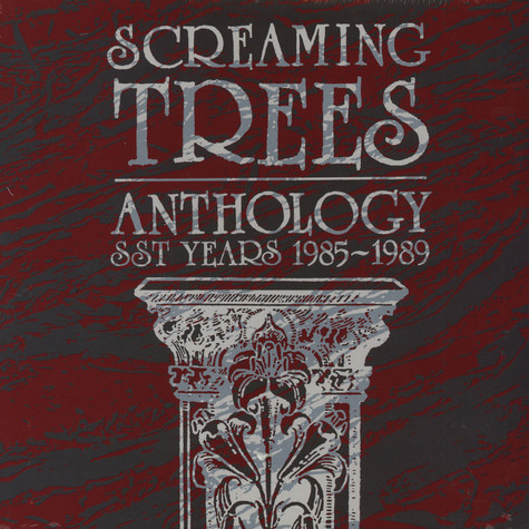 Screaming Trees - Anthology