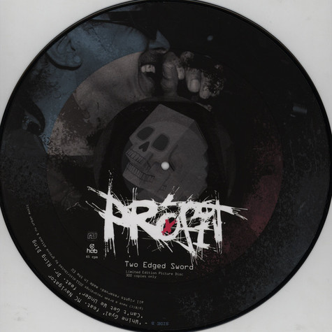 Profit - Two Edged Sword feat. Lee Scratch Perry, Warrior Queen, MC Navigator & Dr Ring Ding