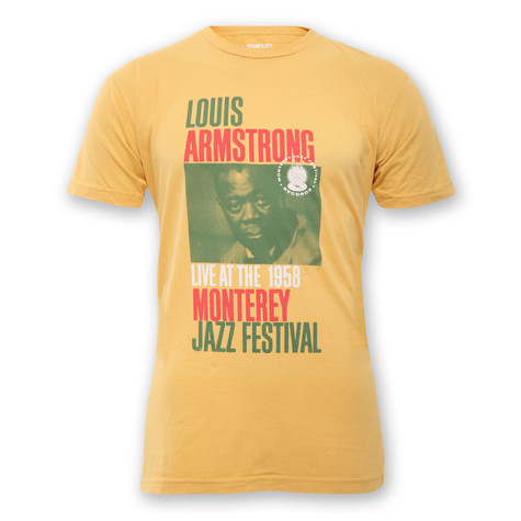 Louis Armstrong - Louie 58 T-Shirt