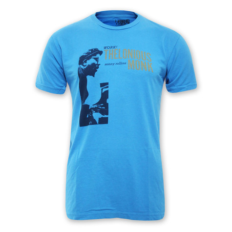 Thelonious Monk - Monk Work T-Shirt