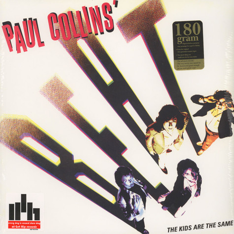 Paul Collins Beat - The Kids Are The Same