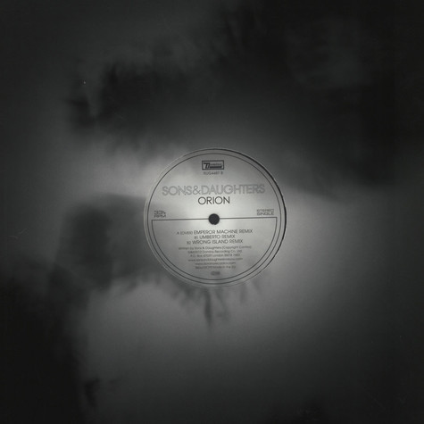Sons & Daughters - Orion Remixes