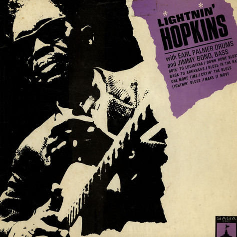 Lightnin' Hopkins - Lightnin' Hopkins