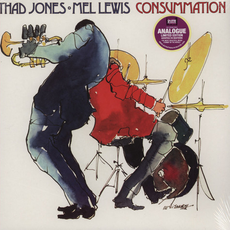 Thad Jones & Mel Lewis Orchestra - Consummation