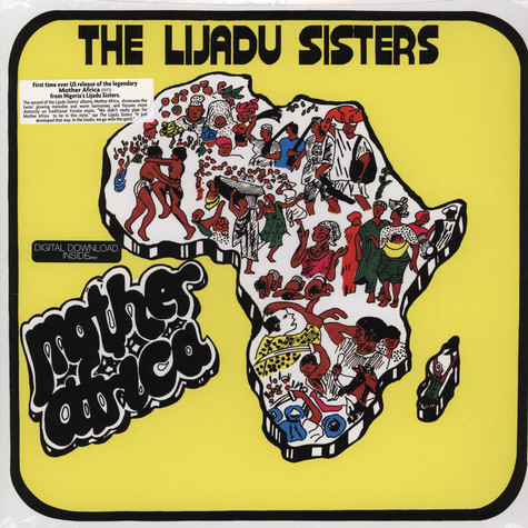 Lijadu Sisters, The - Mother Africa