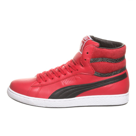 on sale e5ab8 080fb Puma x Undefeated - RS Snakeskin (Ribbon Red / Black) | HHV