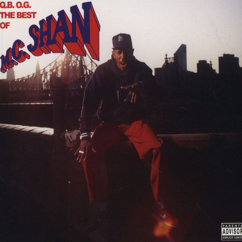 MC Shan - Q.B.O.G.: The Best Of MC Shan