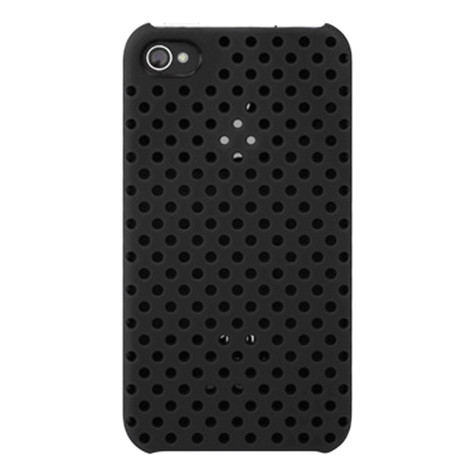 Incase - iPhone 4 / 4S Perforated Snap Case V2