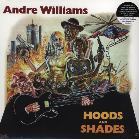 Andre Williams - Hoods & Shades