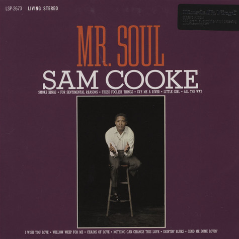 Sam Cooke - Mr. Soul Remastered