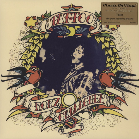 Rory Gallagher - Tattoo Remastered