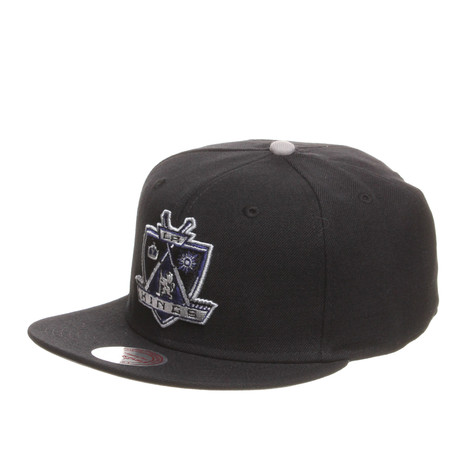 Mitchell & Ness - Los Angeles Kings NHL Vintage Alt. Logo2 Snapback Cap
