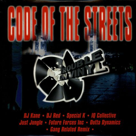 V.A. - Code Of The Streets