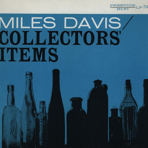 Miles Davis - Collector's Items