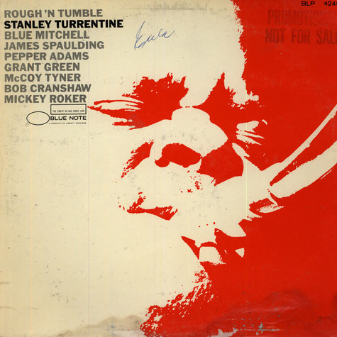 Stanley Turrentine - Rough 'N Tumble