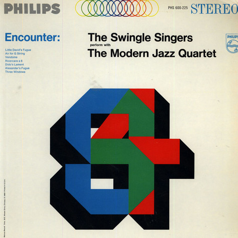 Swingle Singers, The / Modern Jazz Quartet, The - Encounter