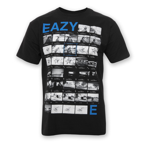 Eazy-E - Day In The Life T-Shirt