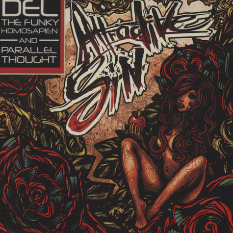 Del The Funky Homosapien & Parallel Thought - Attractive Sin