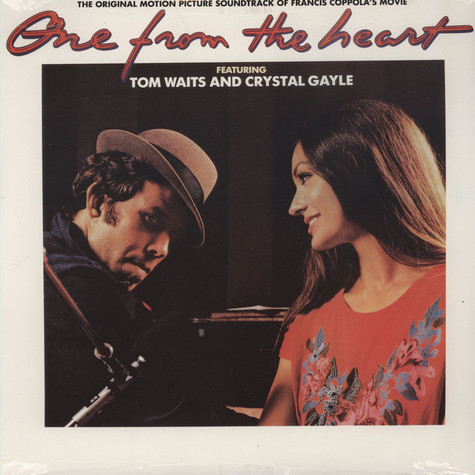 Tom Waits - OST One From The Heart
