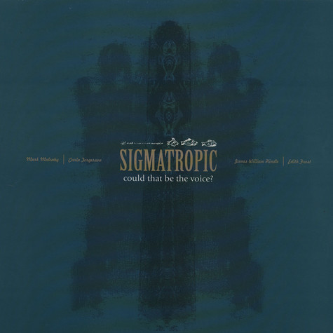 Sigmatropic - Could That Be The Voice