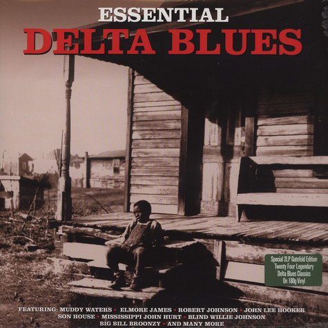 V.A. - Essential Delta Blues
