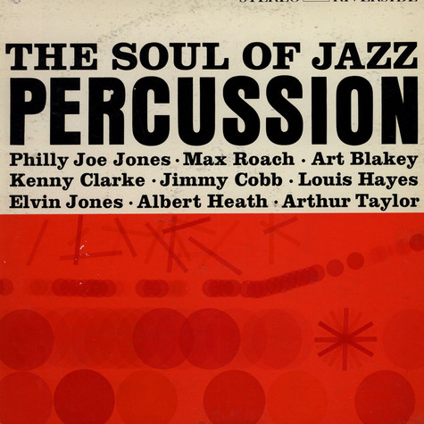 V.A. - The Soul Of Jazz Percussion