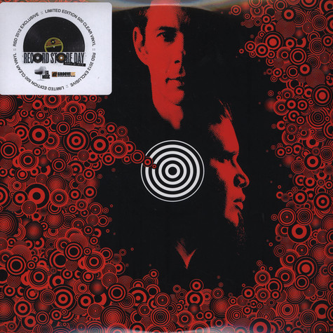 Thievery Corporation - The Cosmic Game Clear Vinyl Edition