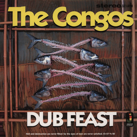 Congos, The - Dub Feast