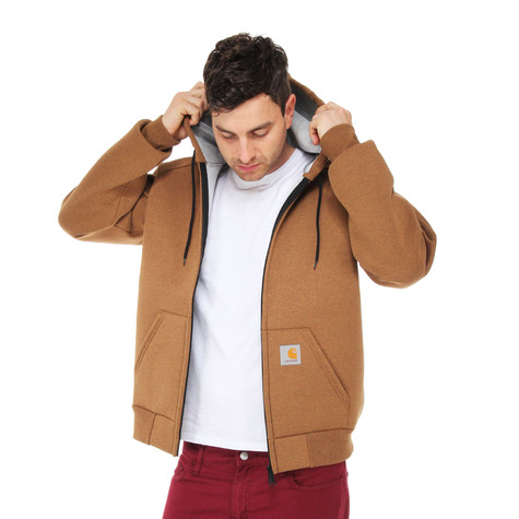 Carhartt WIP - Car-Lux Hooded Thermo Sweater