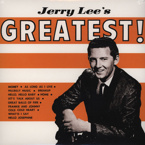 Jerry Lee Lewis - Greatest!