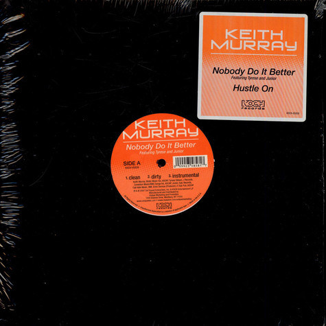 Keith Murray - Nobody do it better feat. Tyrese & Junior