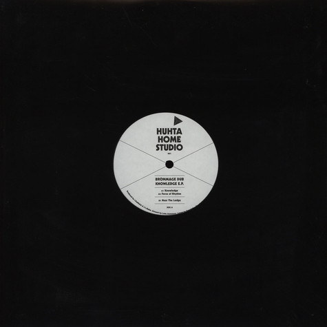Brommage Dub - Knowledge EP