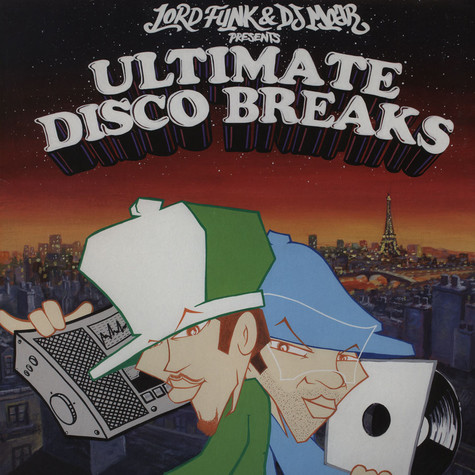 Lord Funk & DJ Moar - Ultimate Disco Breaks