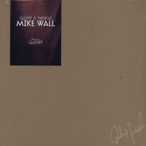 Mike Wall - Glory & Things (Easter Package)