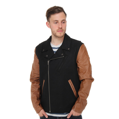 WeSC - Baby Maker Leather Jacket