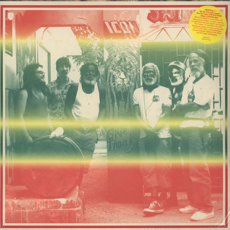 Sun Araw, M. Geddes Gengras & The Congos - FRKWYS Volume 9 : Meet The Congos
