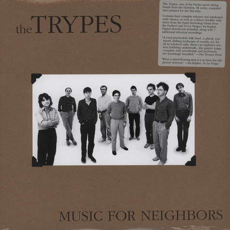 Trypes, The - Music For Neighbours