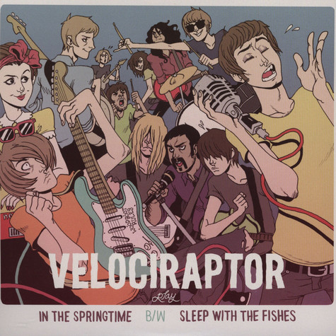 Velociraptor - In The Spring Time