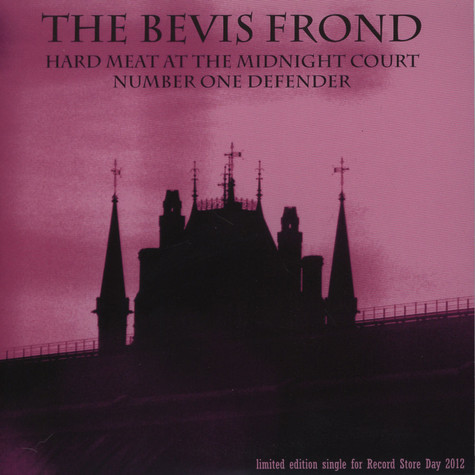 Bevis Frond - Hard Meat At The Midnight Court